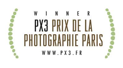 Le photographe Davidone, lauréat du concours px3
